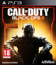 Call of Duty: Black Ops 3 (III) ~ PS3 (en una condición de)