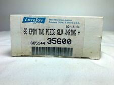 Lovejoy 6E EPDM TWO PIECE SLV W/Ring 685144 35600 (NOS)