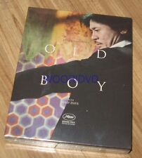 OLD BOY / PLAIN ARCHIVE / BLU-RAY Digitally Remastered LIMITED EDITION + STICKER