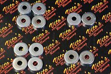 Vito's Performance A-Arm DUST COVER CAPS Yamaha Banshee YFZ450 Raptor 1987-2016