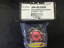 SKUNK2 Cam Gear RED  Prelude 2.2 SOHC  F22 F23 Accord