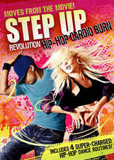 Step Up Revolution Hip-Hop Cardio Burn DVD & VUDU DIGITAL COPY BRAND NEW SEALED