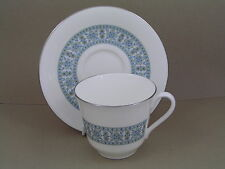 ROYAL DOULTON COUNTERPOINT CUP AND SAUCER.