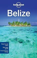 Lonely Planet Belize (Country Travel Guide)-ExLibrary