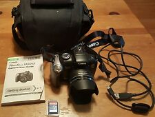 Canon PowerShot SX10 IS 10.0 MP Digital Camera - Black