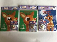 Christmas Rudolph the Red-Nosed Reindeer Activity Book Growing Bumble  set #3
