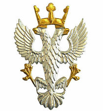 OFFICIAL Mercian Regiment Officers Cap Badge ( Infantry Eagle - Shank and Pin