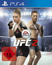 SONY PS4 EA Sports UFC 2 PlayStation 4 NEU/OVP in Folie deutsch komplett Fight