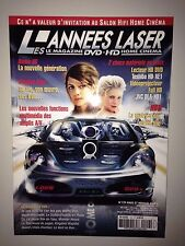 LES ANNEES LASER N°129 2007 MIAMI VICE / INTERVIEW PHILIPPE LIORET