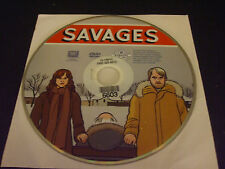 The Savages (DVD, 2008) - Disc Only!!!!