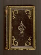vtg 1852 LIVES of the GOVERNORS of NEW YORK John Jenkins antique History NY US