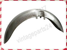 Brand New BSA A50 A65 C15 A10 Front Mudguard Raw Steel Early 1960's