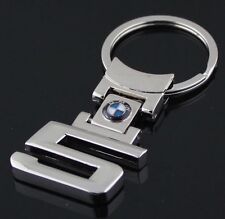 KEY CHAIN FOB KEYRING FOR BMW 5 SERIES