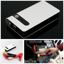 12V 10000mAh Portable Jump Starter Pack Car Battery Charger Power Bank LED Light