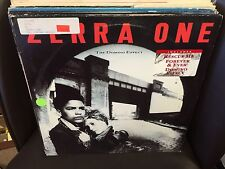 Zerra One The Domino Effect vinyl LP NM Mercury Promo 1986