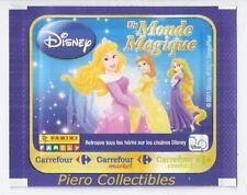 Un Monde Magique Disney Lotto 40 Bustine Figurine Panini Carrefour
