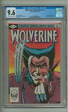 Wolverine Limited Series #1 (CGC 9.6) OW/W p; 1st solo Wolverine; Yukio (c#12991