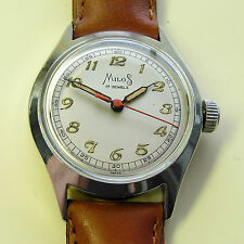 Vintage Milos Men's Manual Wind Watch - AS 1187 17j