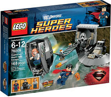 2013 LEGO SUPER HEROES 76009 SUPERMAN: BLACK ZERO ESCAPE *NIB, GREAT GIFT!!!