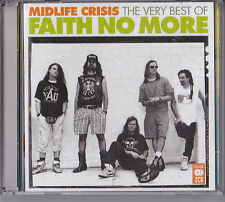 FAITH NO MORE - Midlife crisis (The very best of) - 2 CD