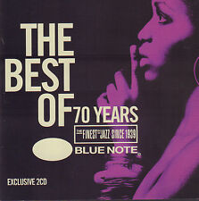 VARIOUS - THE BEST OF 70' YEARS BLUE NOTE (2-CD COMPILATION HOLLAND)