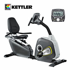 "KETTLER - Cyclette recumbent "" linea AXOS ""  CYCLE R - Cod. 7986-897"