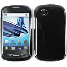For ZTE Avail Z990 Merit 990g HARD Protector Case Snap Phone Cover Glossy Black