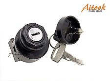 IGNITION KEY SWITCH FOR POLARIS ATV OUTLAW 525 2007 WITH KEY 4 PIN