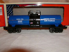 Lionel 6-39387 Made U.S.A. Air Force Tank Car O 027 Armed Forces Collection MIB