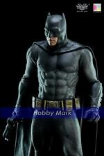 Hot Toys MMS 342 Batman vs Superman: Dawn of Justice with Tech Cowl Figure NEW