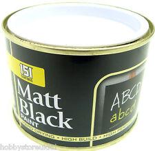 Black Board Paint School Blackboard Paint Chalk Board Paint Matt Black 180ml New
