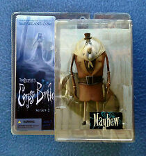MAYHEW THE CORPSE BRIDE TIM BURTON  MCFARLANE 6 INCH FIGURE 2006 SERIES 2
