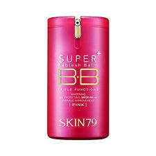 [SKIN79] Super Plus Beblesh Balm Triple Functions - 40g (Pink) (New)
