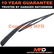 VAUXHALL ZAFIRA MK1 A MPV 1999-2005 REAR WINDOW WINDSCREEN WIPER ARM & BLADE KIT