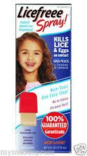 Licefreee Non Toxic Head Lice Killing Spray 6 oz 083926243003
