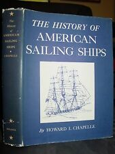 History Of American Sailing Ships; Naval Craft, Privateers, Schooners, Cutters