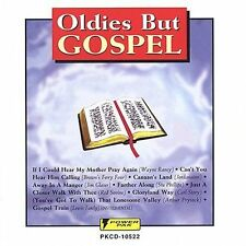 "OLDIES BUT GOSPEL, CD ""BROWN'S FERRY FOUR, JORDANAIRES, RED SOVINE, MORE, NEW"