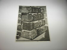 #1533-E PHOTO NEGATIVE -  ADVERTISING - 1959 RIPPIN GOOD COOKIES