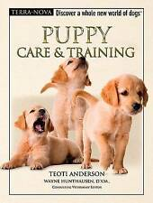 Puppy Care & Training (Terra-Nova Series)-ExLibrary