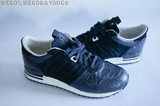 Adidas x Sneakersnstuff  SNS Wood Wood Consortium ZX 700 Rare Croc Skin Size 9.5