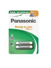 2 x Batterie pour Téléphone Siemens Gigaset S440 / S445 / S67H DE PANASONIC