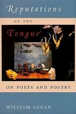 Reputations of the Tongue: On Poets and Poetry-ExLibrary