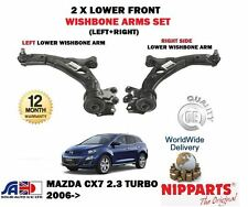 FOR MAZDA CX7 2.3 TURBO L3-VDT 2007--  2 X LEFT + RIGHT SIDE LOWER WISHBONE ARM