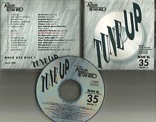 1989 PROMO CD w/ U2 Stevie Ray Vaughan W.A.S.P. Chris Isaak MR. BIG Bad English