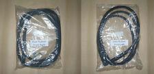 Weatherstrip Door Rubber Set Seal fit 91-94 Nissan Sentra B13 SE R NX 2Door