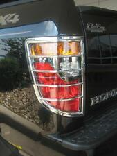 Honda Ridgeline chrome tail light bezel covers trim molding 2006-2012