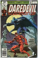 Daredevil #158 VF+