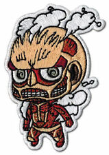 *NEW* Attack on Titan: Chibi Colossal Titan Patch by GE Animation sealed new