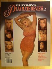 Playboy's Playmate Review Magazine  1993 Anna Nicole Smith Tanya Beyer