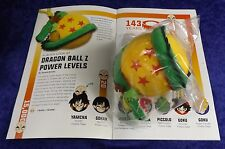 Exclusive Loot Crate Dragon Ball Z Shenron Plush Keychain NIP